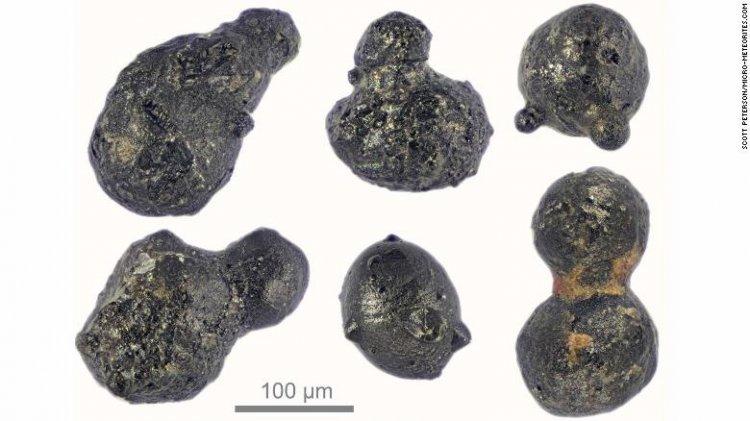 Thiên thạch khủng nổ tung trên bầu trời Nam Cực 430.000 năm trước